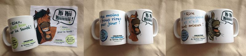 Mugs Rigolards